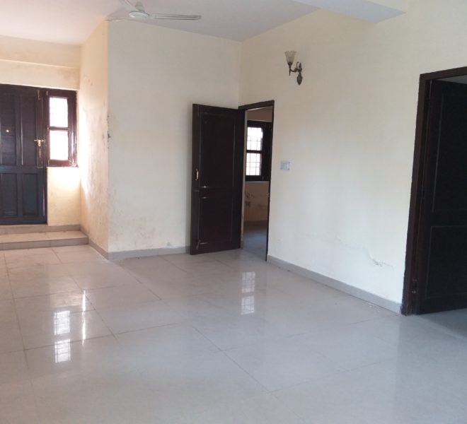 chilgari flat hall with floor tiles main door enterence